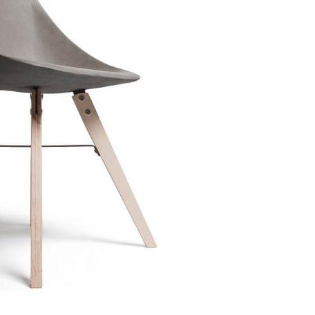 Lyon Beton HAUTEVILLE – Stoel van beton en houten poten - DL-09181-PL-004 (4)