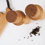 GEJST TRANSMISSION Peper en Zoutmolen eiken (315)