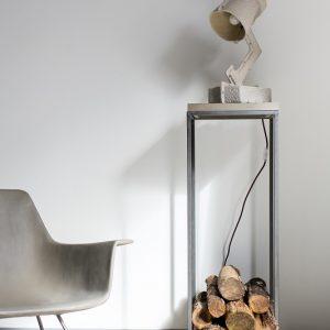 Lyon Beton PERSPECTIVE STAND - Sokkel van beton en staal (2)