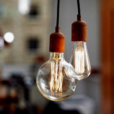 DEPARSO_DHOCHZWEI_Hanglamp fitting geoxideerd_zwart - 40011.001.01