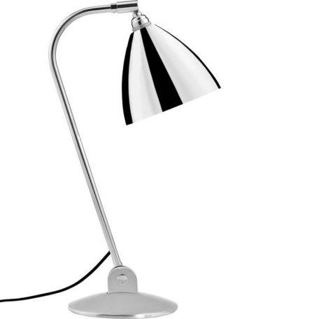 GUBI BL2 tafellamp chroom-chroom (Chrome)