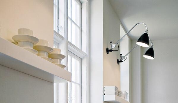 gubi bestlite bl6 wandlamp 16x14cm. Black Bedroom Furniture Sets. Home Design Ideas
