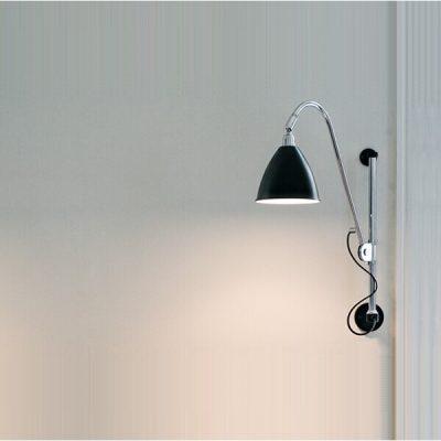 GUBI Bestlite BL5 - GUBI BL5 Wandlamp chroom