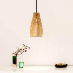IUMI ENA Hanglamp berken fineer naturel_zwart