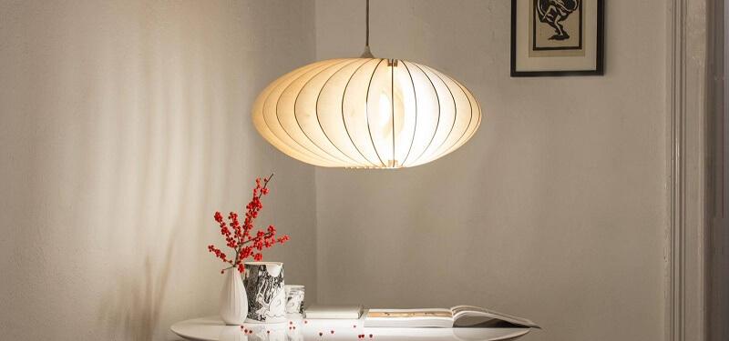IUMI NEFI - Hanglamp van Berkenfineer naturel (2)