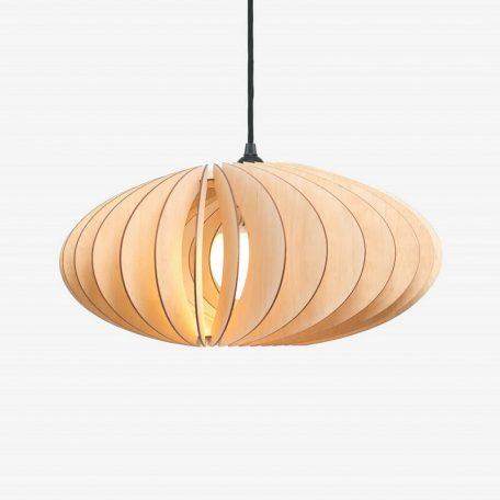 IUMI NEFI - Hanglamp van Berkenfineer naturel
