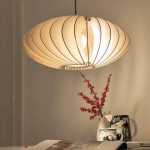 IUMI NEFI - Hanglamp van Berkenfineer naturel (5)