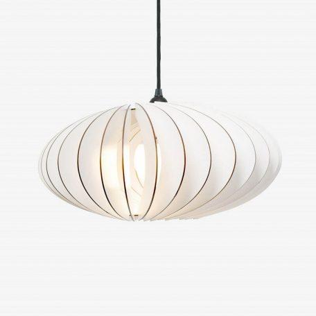 IUMI NEFI - Hanglamp van Berkenfineer wit