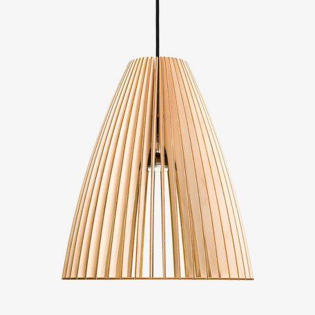 IUMI TEIA Hanglamp Berkenfineer naturel-zwart