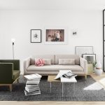DESIGN HOUSE STOCKHOLM - DAY Sofa_3-zitsbank