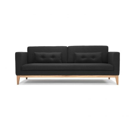DESIGN HOUSE STOCKHOLM - DAY Sofa_3-zitsbank Darkgrey_Donkergrijs