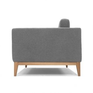 DESIGN HOUSE STOCKHOLM - DAY Sofa_3-zitsbank Lightgrey_Lichtgrijs