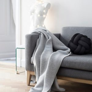 DESIGN HOUSE STOCKHOLM - DAY Sofa_Bank Lightgrey_Lichtgrijs