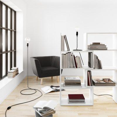 DESIGN HOUSE STOCKHOLM - EXTEND Boekenkast Opbergsysteem Room-divider
