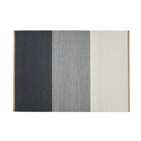 DESIGN HOUSE STOCKHOLM - FIELDS tapijt, vloerkleed 170x240 Grijs-Blauw (2401-5029)