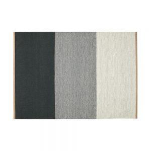 DESIGN HOUSE STOCKHOLM - FIELDS tapijt, vloerkleed 170x240 Grijs-Groen (2401-6029)