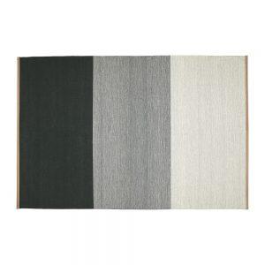 DESIGN HOUSE STOCKHOLM - FIELDS tapijt, vloerkleed 200x300 Grijs-Groen (2402-6029)