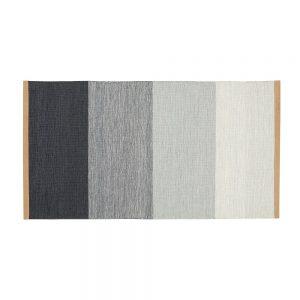 DESIGN HOUSE STOCKHOLM - FIELDS tapijt, vloerkleed 70x130 Grijs-Blauw (2399-5029)