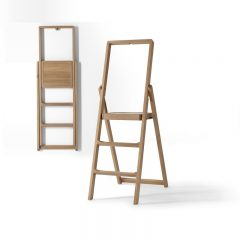 DESIGN HOUSE STOCKHOLM - STEP - Keukentrap naturel eiken