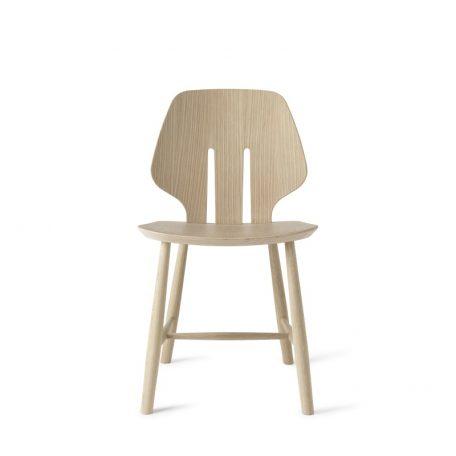 Deens Design Eetkamerstoelen.Mater Design Eetkamerstoel J67 Zwart Eiken Deense Design Klassiekers