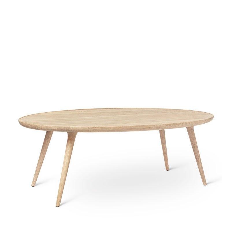 Goede Coolliving.nl | Mater Design ACCENT - eiken salontafel ovaal, mat VL-13