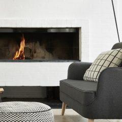 hubsch interior eetkamerstoel donkergrijze. Black Bedroom Furniture Sets. Home Design Ideas