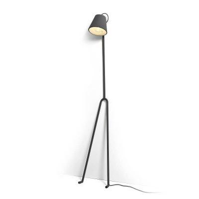 Design House Stockholm – MANANA vloerlamp donkergrijs – h170cm