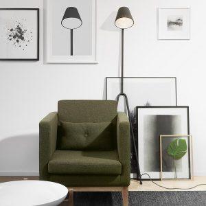 DESIGN HOUSE STOCKHOLM - MANANA Vloerlamp.
