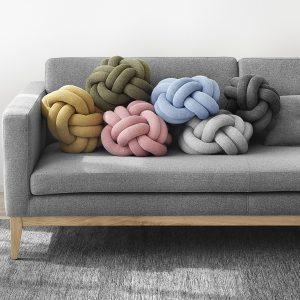 Design House Stockholm-KNOT kussen