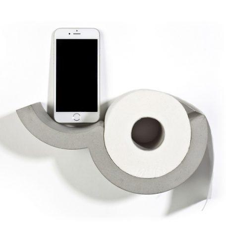 Lyon Beton CLOUD XS toiletrolhouder