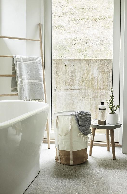 hubsch interior ladder display ladder. Black Bedroom Furniture Sets. Home Design Ideas