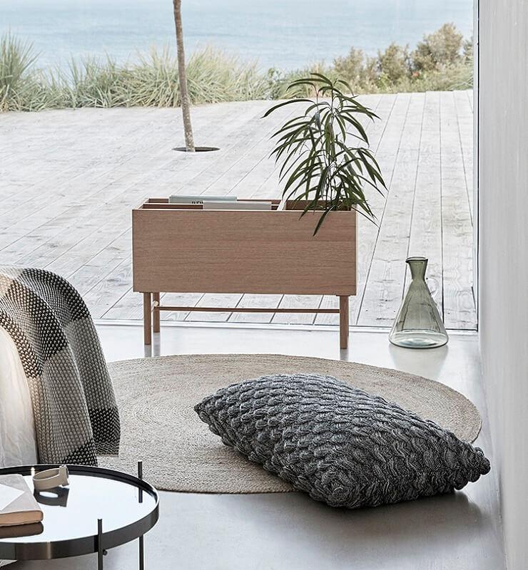 hubsch interior plantenbak lectuurbak. Black Bedroom Furniture Sets. Home Design Ideas