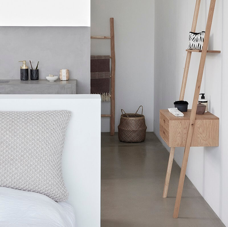 hubsch interior donkergrijs hamam plaid. Black Bedroom Furniture Sets. Home Design Ideas