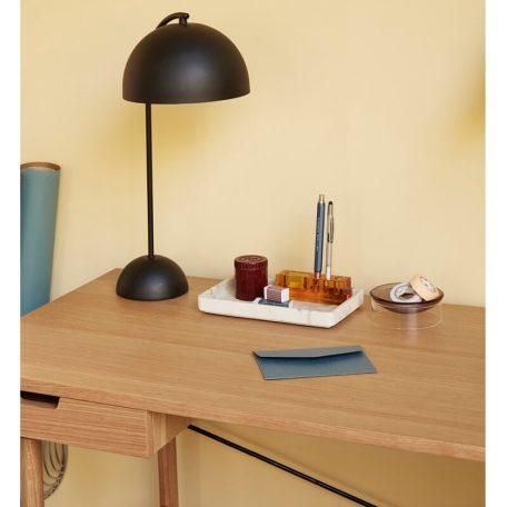 Hubsch Interior - Eiken bureau met twee lades - 881113