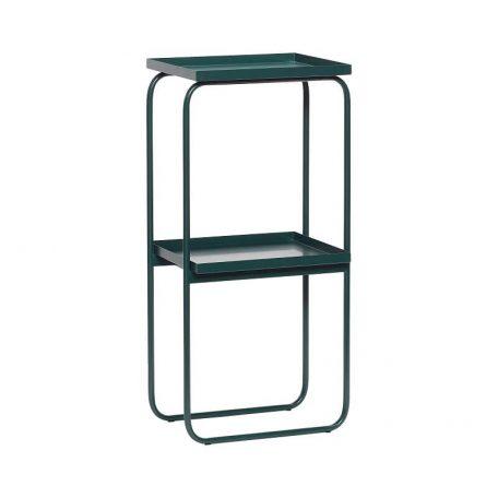 Hubsch Interior - Kleine console van mat groen metaal (020604)-1