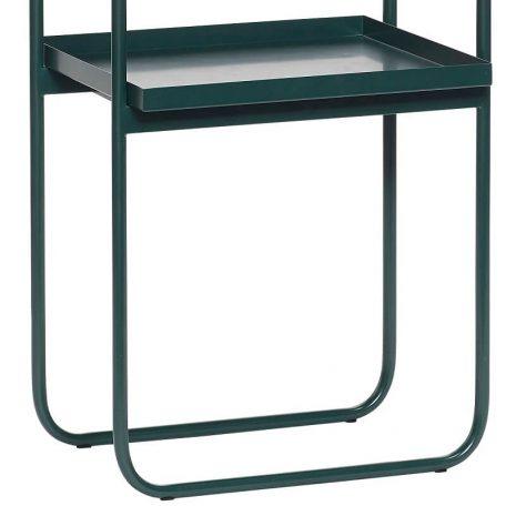 Hubsch Interior - Kleine console van mat groen metaal (020604)-3