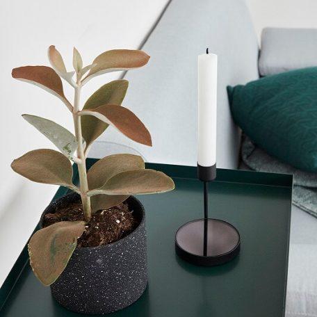 Hubsch Interior - Kleine console van mat groen metaal (020604)-5