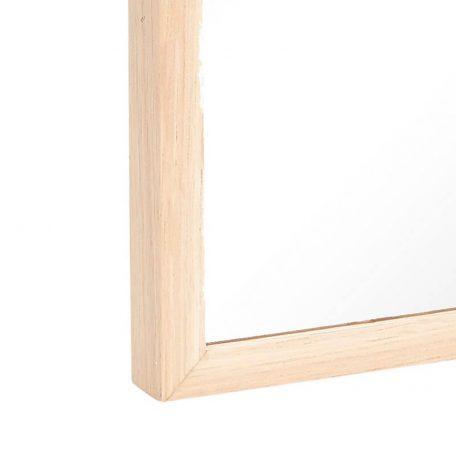 Hubsch Interior - Vierkante eiken wandspiegel - 72xh72cm - (880310)