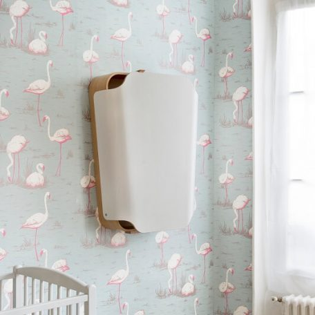 CHARLIE CRANE - NOGA wandcommode - Gentle white - 92x68x25cm