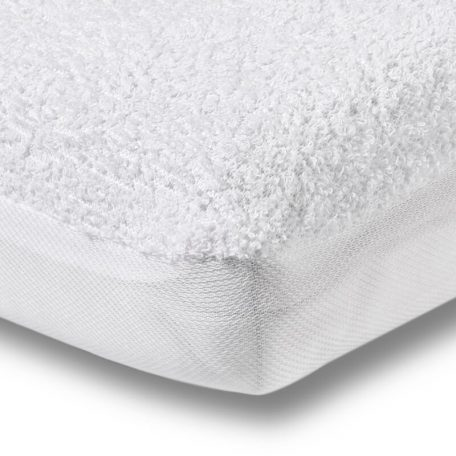 CHARLIE CRANE - PUDI matras overtrek, Gentle White - WIT