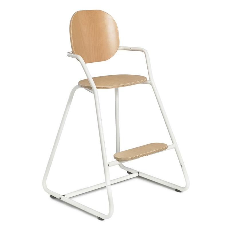Kinderstoel Wit Hout.Coolliving Nl Charlie Crane Tibu Meegroei Kinderstoel Gentle White
