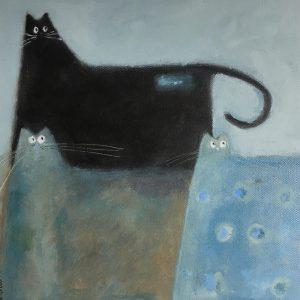 SASKIA KEURIS - Drie Katten