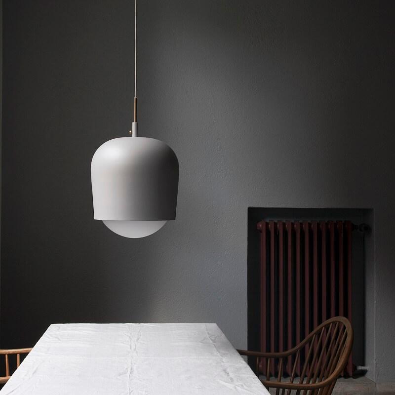 MUNK COLLECTIVE - BLIND Hanglamp SOFT GREY