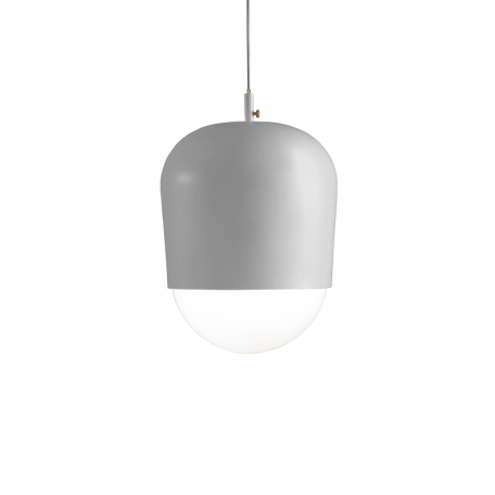 MUNK COLLECTIVE - BLIND Hanglamp SOFT GREY - Positie 3
