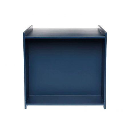 MUNK Collective - GROW BOX - Modulair kastsysteem, bijzettafel, kruk, plantenbak - Blauw