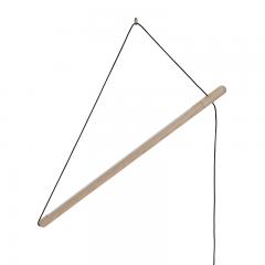 MUNK Collective - PALO eiken hanglamp - NATUREL