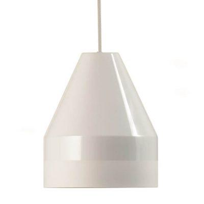 DYBERG LARSEN - CRAYON Hanglamp WIT-MATWIT 18x18cm (6201)_1