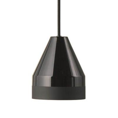DYBERG LARSEN - CRAYON Hanglamp ZWART-MATZWART 13x13cm (6204)_2