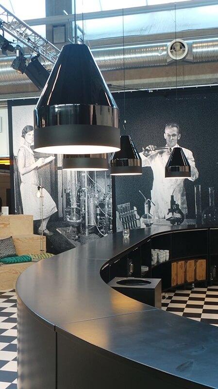 DYBERG LARSEN - CRAYON Hanglamp ZWART-MATZWART 30x30cm (6206)_11