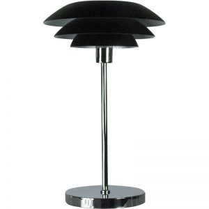 DYBERG LARSEN- DL31 Tafellamp - MATZWART (8073)